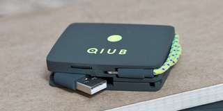 全新QIUB – Power Bank, Cable, Memory All-in-1 Pocket Size