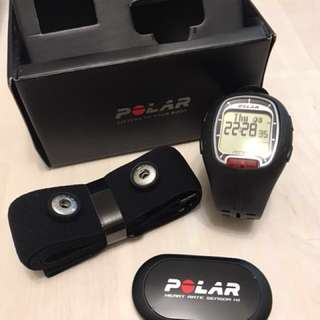 Polar RS100 手錶 全新(Polar RS100 Heart Rate Monitor)