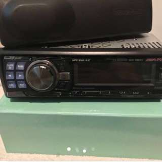 Alpine CD Receiver CDA-9884E