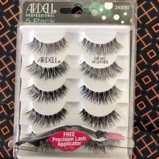 Ardell 5 pack false lashes