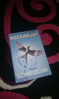 Mockingjay - The Hunger Games - Suzanne Collins