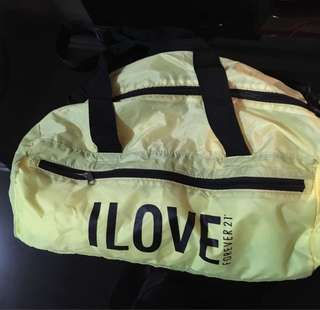Forever21 Limited Edition Gym Sack