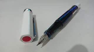 TWSBI ECO FOUNTAIN PEN WHITE