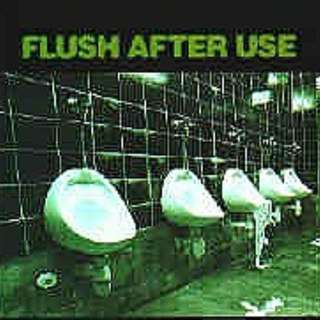arthcd FLUSH AFTER USE CD (SIDESHOW JUDY, STONED REVIVALS, SEBERYNIC, DOG'S NATION, FLOW, THE MOTHER, 4-SIDES etc) Singapore Local Bands BIGO