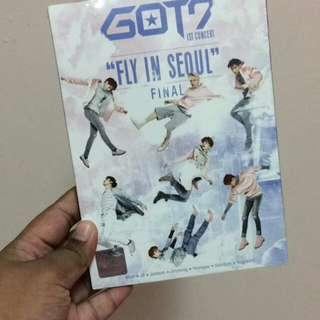 GOT7 FINAL IN SEOUL DVD