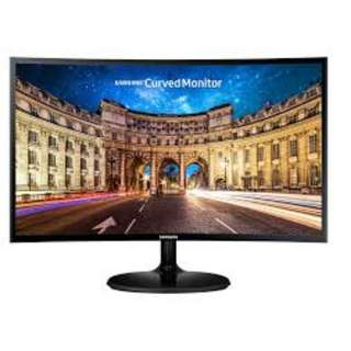 "27"" Essential Curved Monitor CF390 with immersive viewing experience"