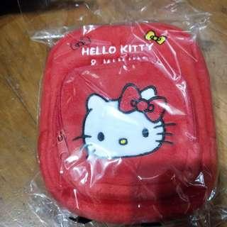 Hello Kitty 背包造型零錢包