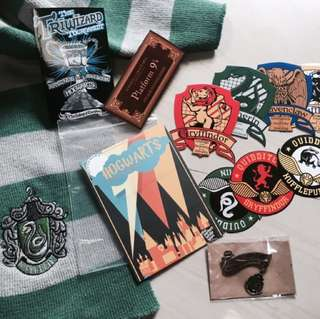Harry Potter / Hogwarts Merchandise