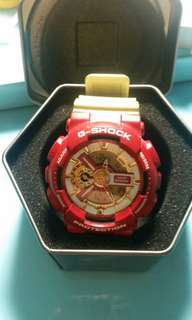 G-SHOCK Ironman