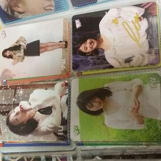 IU yes卡×4