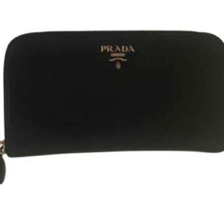 Pravda leather wallet