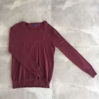 TOMMY HILFIGER SWEATSHIRT/ PULLOVER/ LONG SLEEVES