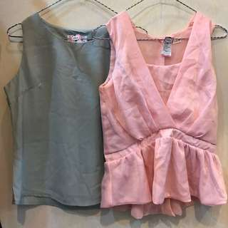 Casual outfit blouse