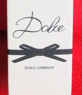 Dolce & Gabbana Dolce body lotion