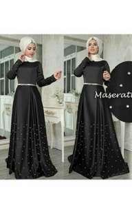 (PO) Muslimah Princess Dress