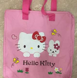 Hello Kitty Large Luggage bag