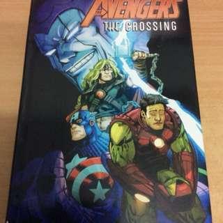 Avengers the crossing omnibus
