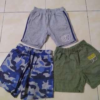 Boy Shorts Combo