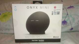 PRICE DROP!! BRAND NEW (SEALED) harman/kardon Onyx Mini Portable Bluetooth Speaker (Black)