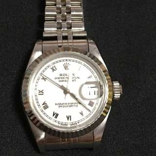 Rolex Datejust 26mm no pinhole