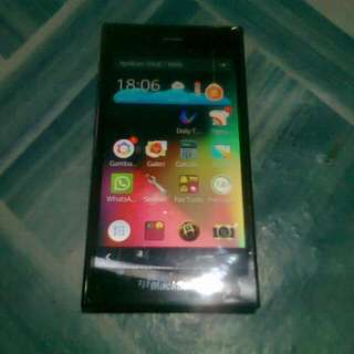 hp blackberry z3