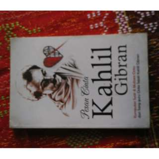 Buku Puisi Kahlil Gibran