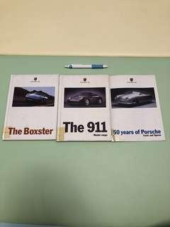 Porsche書三本