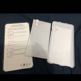 iPhone 6 glass screen protector x 2