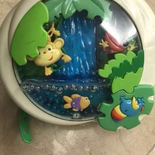 Fisher Price Rainforest Baby Soother