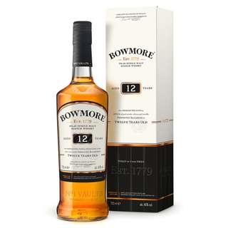 Bowmore 12 Year Old Scotch Whisky