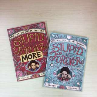 (Bundle) Stupid Is Forever & Stupid Is Forevermore Book 1 & 2