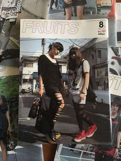FRUiTS No. 157, 2010 Issue 8