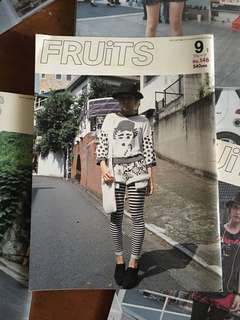FRUiTS No. 146, 2009 Issue 9
