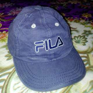 Authentic FILA cap kids