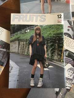 FRUiTS No. 137, 2008 Issue 12