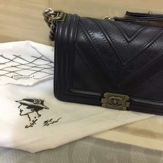 Channel bag KW