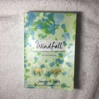 Windfall by Jennifer E. Smith (softcover)