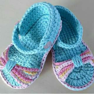 Chelsea Sandals Crochet