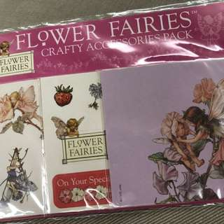 Fairy Crafty Accessories Pack