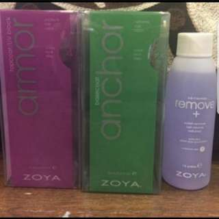 Zoya Nail Care Set