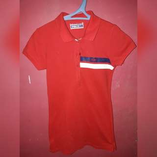 bench red polo (pinoy)