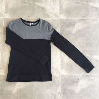 PENSHOPPE MEN LONG SLEEVES/ PULLOVER/ SWEATSHIRT