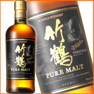 竹鶴 Taketsuru Pure Malt