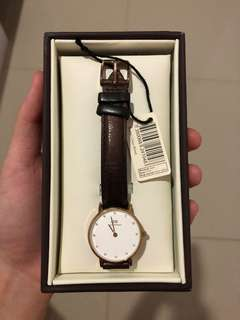 Preloved ORIGINAL Daniel Wellington Classy Bristol Women's Watch