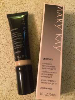 🌹Mary Kay  cc cream (new)
