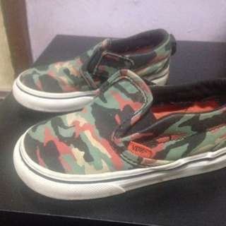 Vans shoe for kids