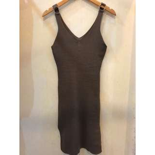 Bodycon Dress knit woman