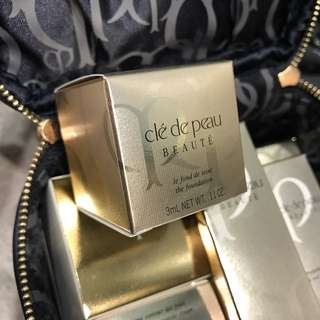 CPB Cle de peau beaute the foundation 粉底 O10