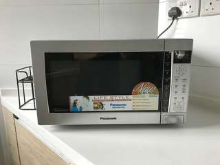 Panasonic microwave 25L with inverter technology
