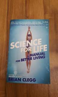 Science for Life - Brian Clegg